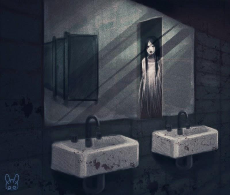 comfort room stories halloween article