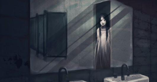 Comfort Room Stories (Halloween Article)