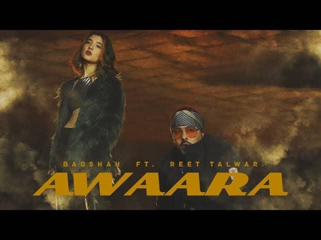 Awaara - Badshsh (ft. Reet Talwar) (Prod. by Hiten)