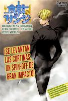 One-Shot: ¡Shokugki N Sanji! Manga