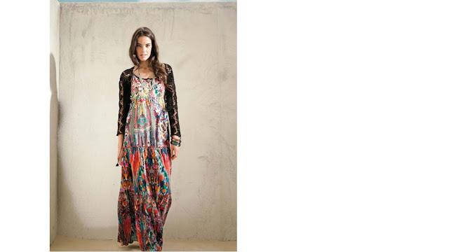 vestido largo surkana 2013