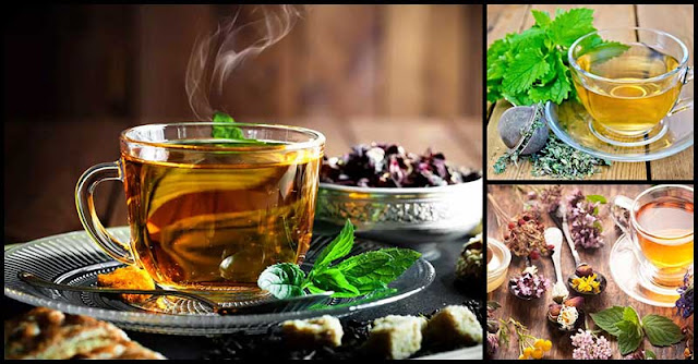 Detox And Herbal Teas We Can Try For Our Health