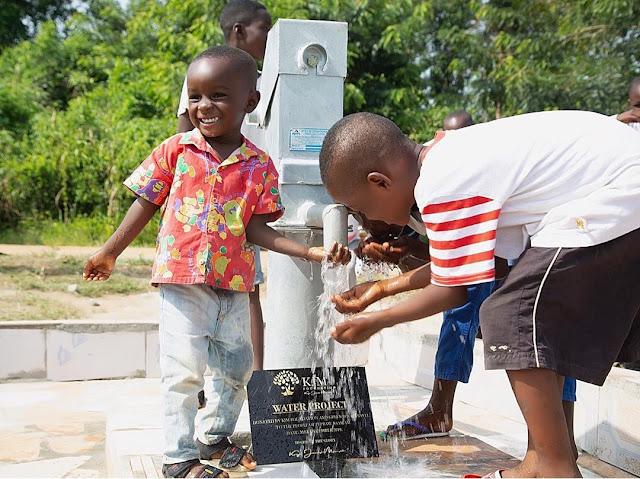KJM Foundation Water Project