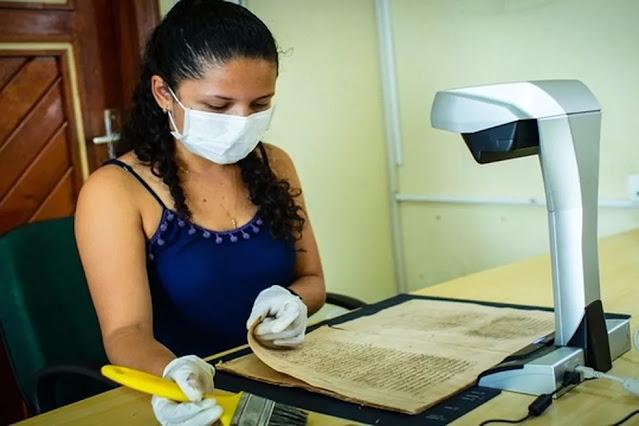Projeto de preservação do acervo histórico de Óbidos é aprovado por Biblioteca Britânica
