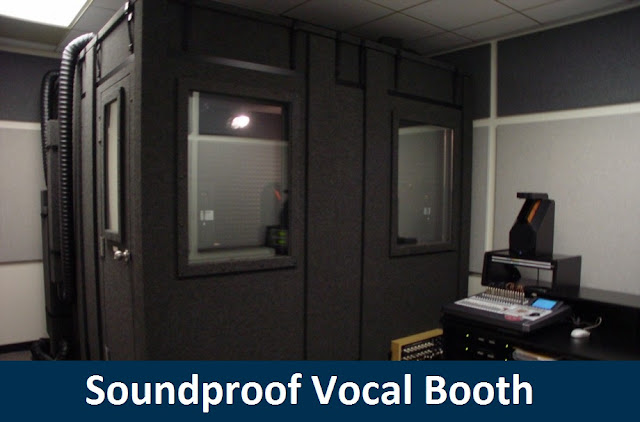 How To Make Soundproof A Booth