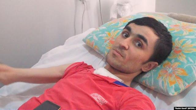 В Таджикистане умер парень, получивший инвалидность после избиений в армии