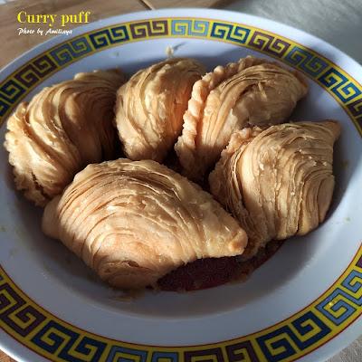 Curry puff 咖哩角