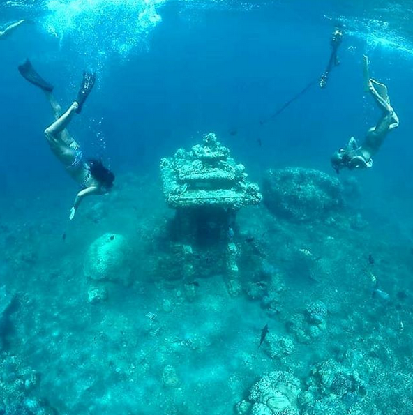 11 Best Snorkeling Places in Bali