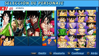 DESCARGA! HERMOSO ISO DBZ TTT MOD V2 AF CON MENÚ [FOR ANDROID Y PC PPSSPP]+DOWNLOAD 2020