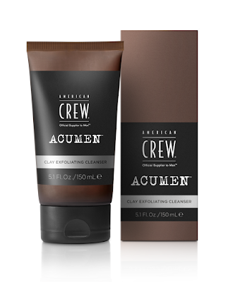 American Crew Acumen Clay Exfoliating Cleanser
