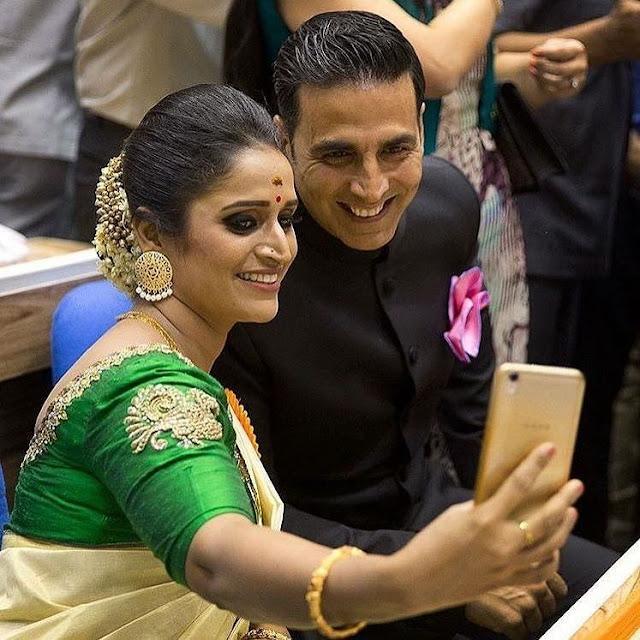 Surabhi Lakshmi at National Film Awards