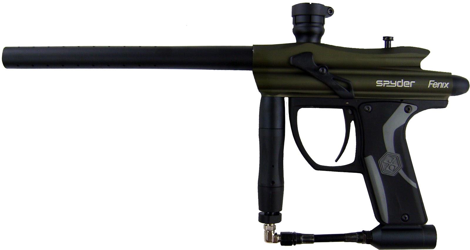paintball gun - photo #28