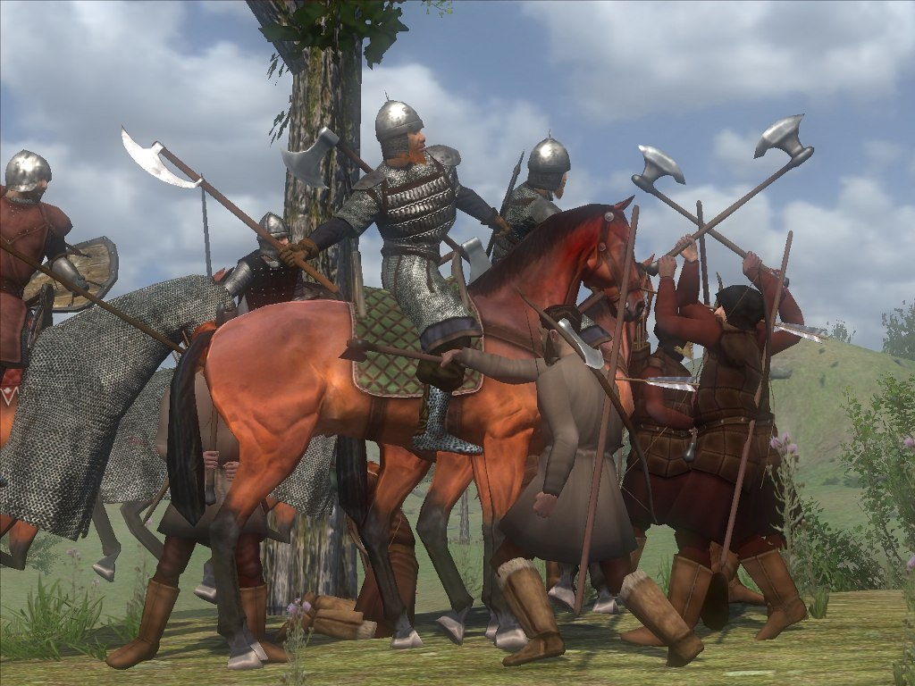 Wallpaper Meried Mount And Blade Warband