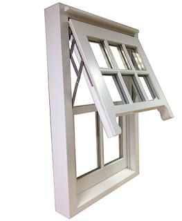 Английское подъемное SASH окно из дерева