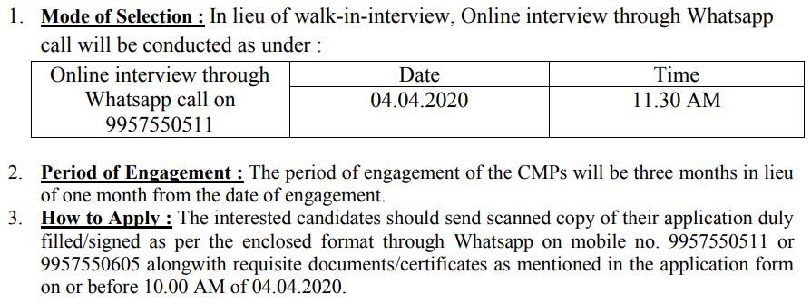 N F Railway Recruitment 2020
