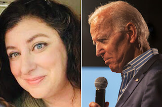 Pervert Joe Biden asks Senate to release accuser Tara Reade's complaint