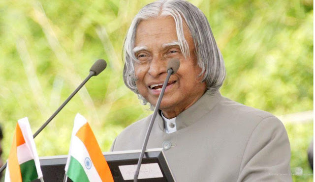 Collection of Inspiring Quotes by A.P.J Abdul Kalam