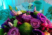 decoração e cerimonial cerimônia e festa de casamento realizada na sociedade de engenharia do rs em porto alegre com estilo vintage boho em azul tiffany lilás roxo e verde por life eventos especiais