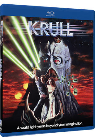 Blu-ray Review - Krull