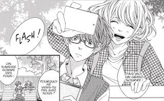 Manga - From End - Rui Shinomiya rencontre Rui Hayase