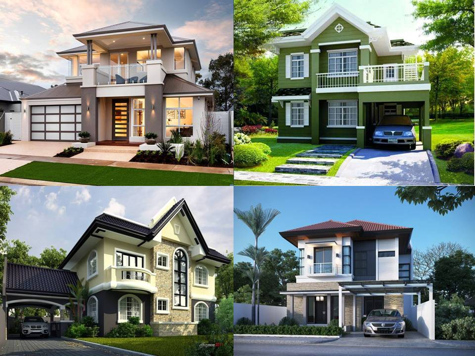 100 photos of double storey custom home designs you can re for Total cost to build a house