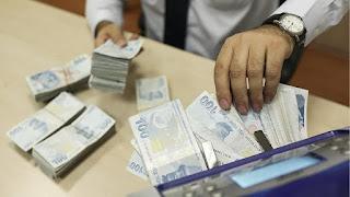 سعر صرف الليرة التركية أمام العملات الرئيسية الخميس 30/1/2020