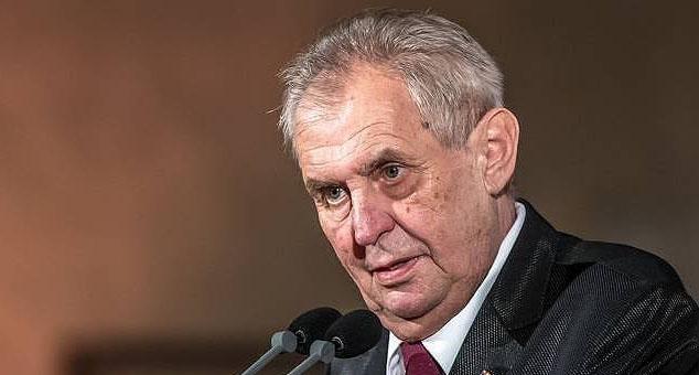 Председник Чешке Милош Земан рекао је на конференцији у Прагу да је бомбардовање Југославије било грешка.  #Чешка #председник #Милош #Зземан #Извињење #Бомбардовање1999 #Косово #Метохија #КМновине #Вести #Kosovo #Metohija #KMnovine #vesti  #RTS #Kosovoonline #TANJUG #TVMost #RTVKIM #KancelarijazaKiM #Kossev