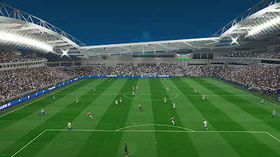PES 2019 Stadium American Express Community by Gavi83