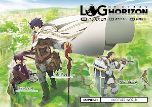 Log Horizon (Episode 01 - 25)  Batch Subtitle Indonesia