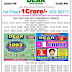 Lottery Sambad Today 20.9.2021 Result 1pm 6pm 8pm Nagaland State Lottery Winner List