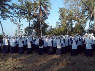 Bukan Full  Day, SMP Islam Ini Terapkan Boarding School