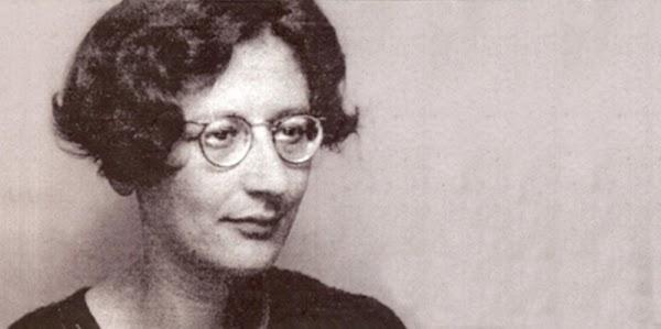 La verdad y la desgracia | por Simone Weil