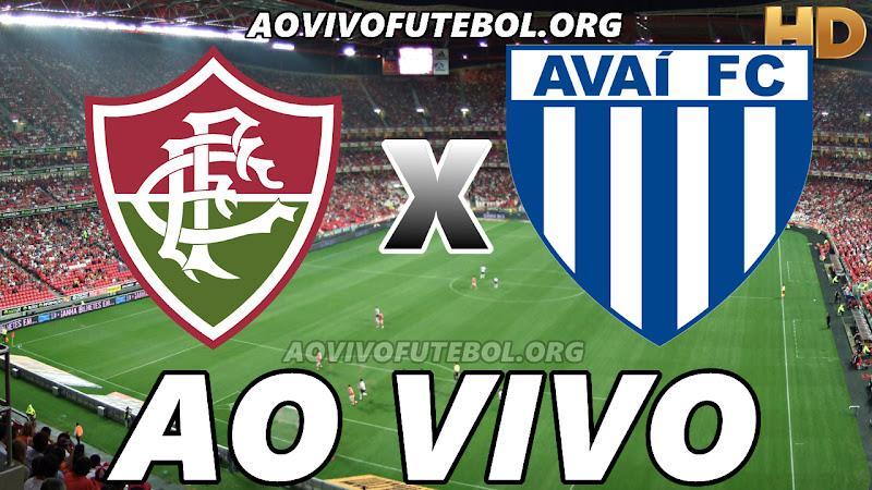 Assistir Fluminense vs Avaí Ao Vivo HD
