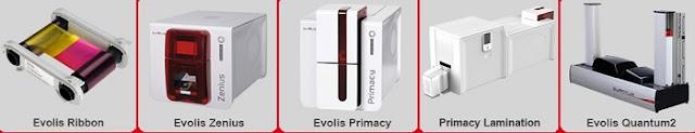 Printer Evolis