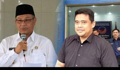Tolak Mengalah ke Menantu Jokowi, Akhyar Dipecat PDIP