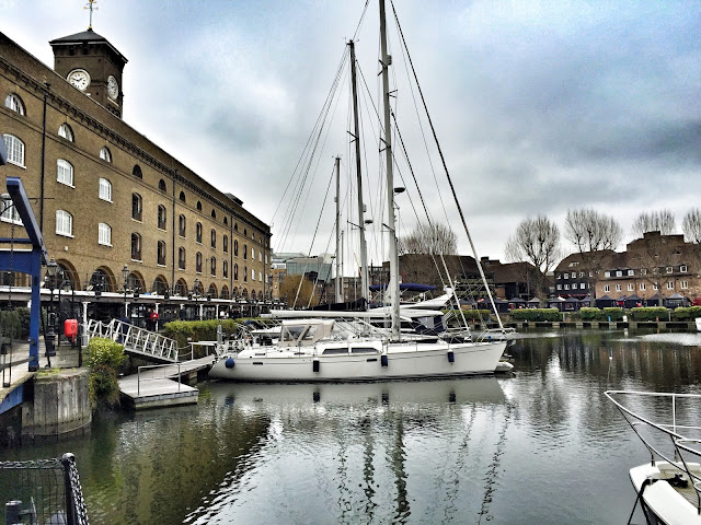 St. Katharine Docks London