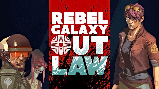 Rebel Galaxy Outlaw تحميل مجانا