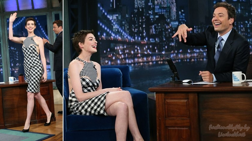 Language In 45 And 47 Stella Street: Style Watch: Anne Hathaway