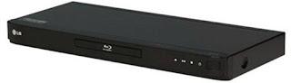 LG BD611 Blu-Ray Player