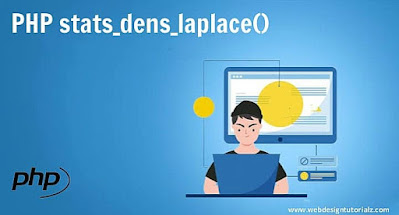 PHP stats_dens_laplace() Function