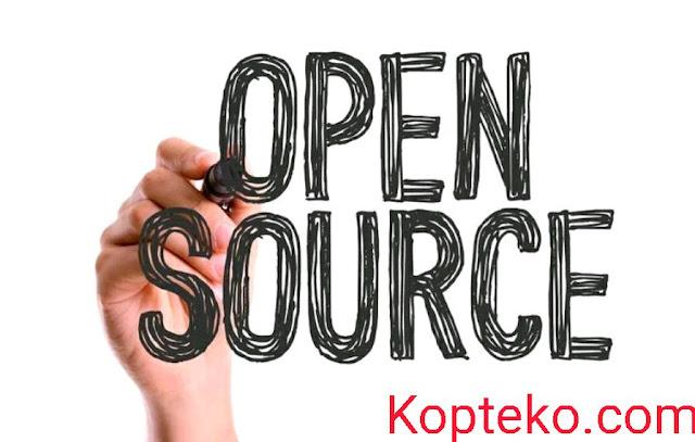 Teknologi Open Source