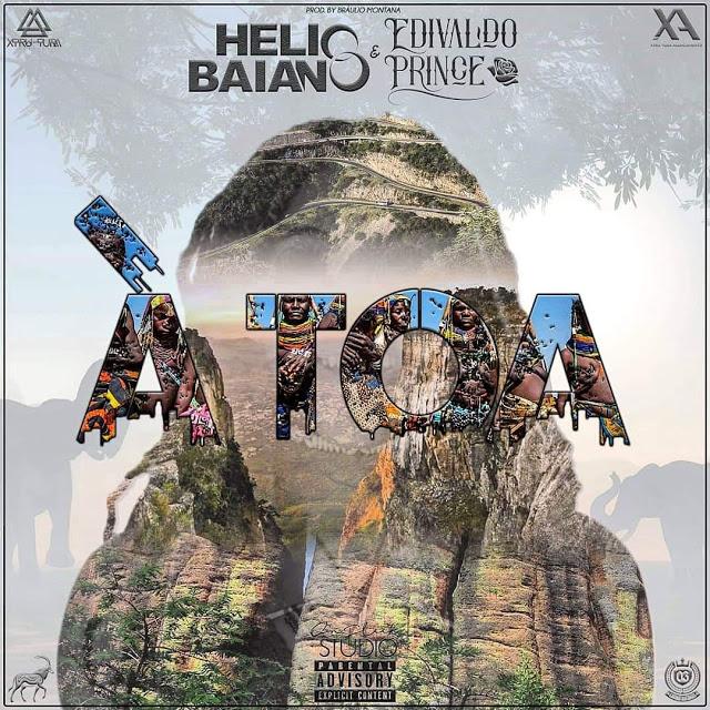 Dj Hélio Baiano & Edivaldo Prince - À Toa (Kizomba) [Download] baixar nova musica descarregar agora 2019