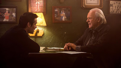 Anthony Hopkins and Colin Farrell in Solace (6)
