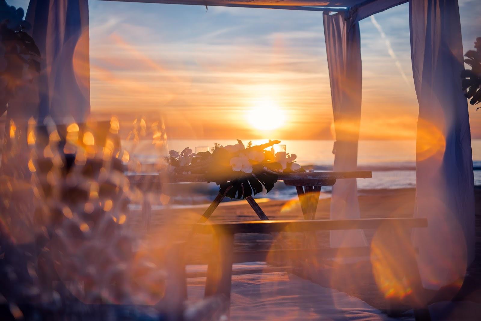 Matrimonio in spiaggia: ecco come realizzare il sogno!