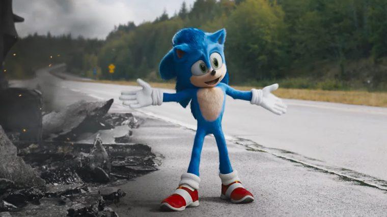Trailer internacional de Sonic mostra mais cenas inéditas