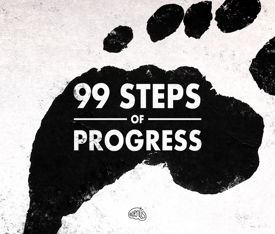 Doctor Ojiplatico. Maentis. 99 Steps of Progress