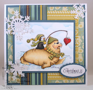 Heather's Hobbie Haven - Led By Love Card Kit