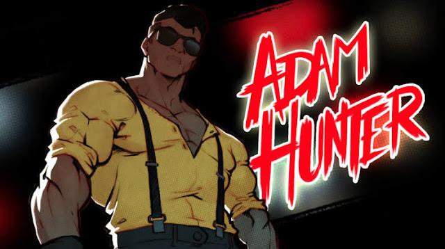 Street of Rage 4 Adam hunter