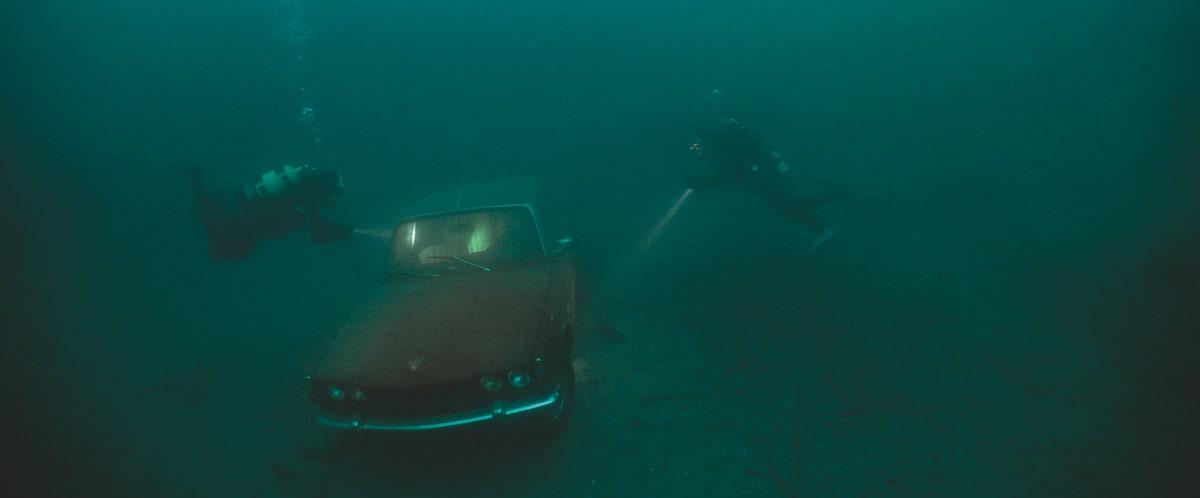 Первые кадры подводного хоррора The Deep House про блогеров и маньяка - 17