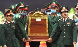 Công an hy sinh trong lũ được cấp bằng Tổ quốc ghi công